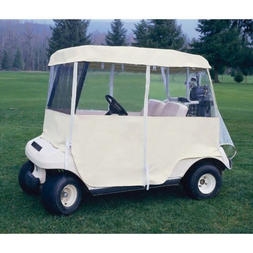 Cubierta Classic Accessories de lluvia para carro eléctrico de golf  | eBay