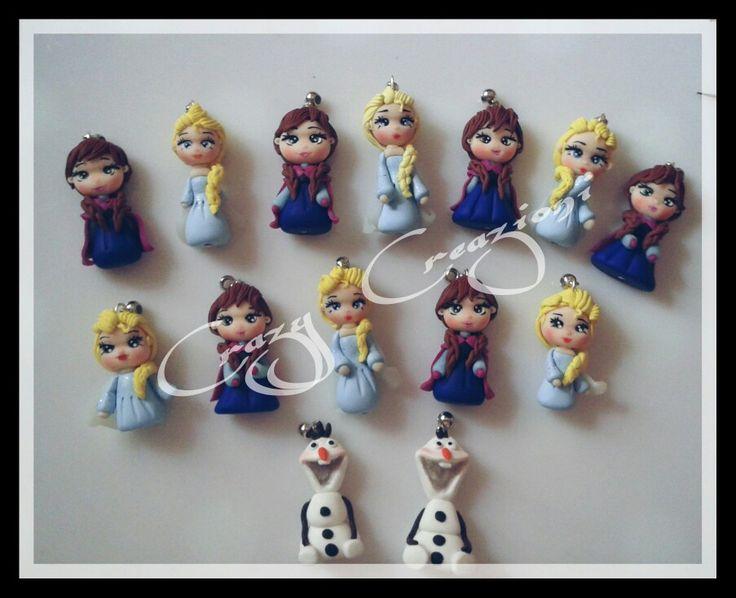 Ciondoli Frozen by crazy creazioni