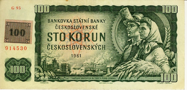 Czechoslovakia | 100 CZK