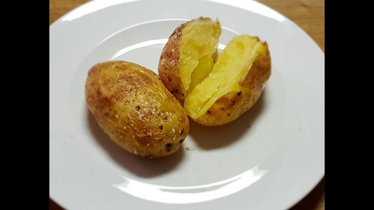 Patatas Asadas (al Horno)   – Con Cacharros y a lo loco