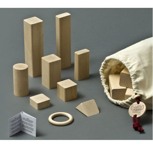 Milaniwood building blocks, made in Italy