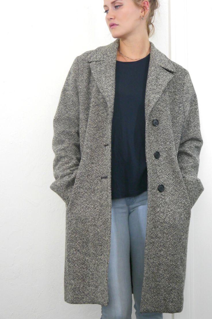London Oversized Coat from ShopMika
