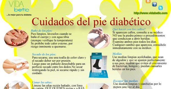 diabetes cuidado de la piel y los pies