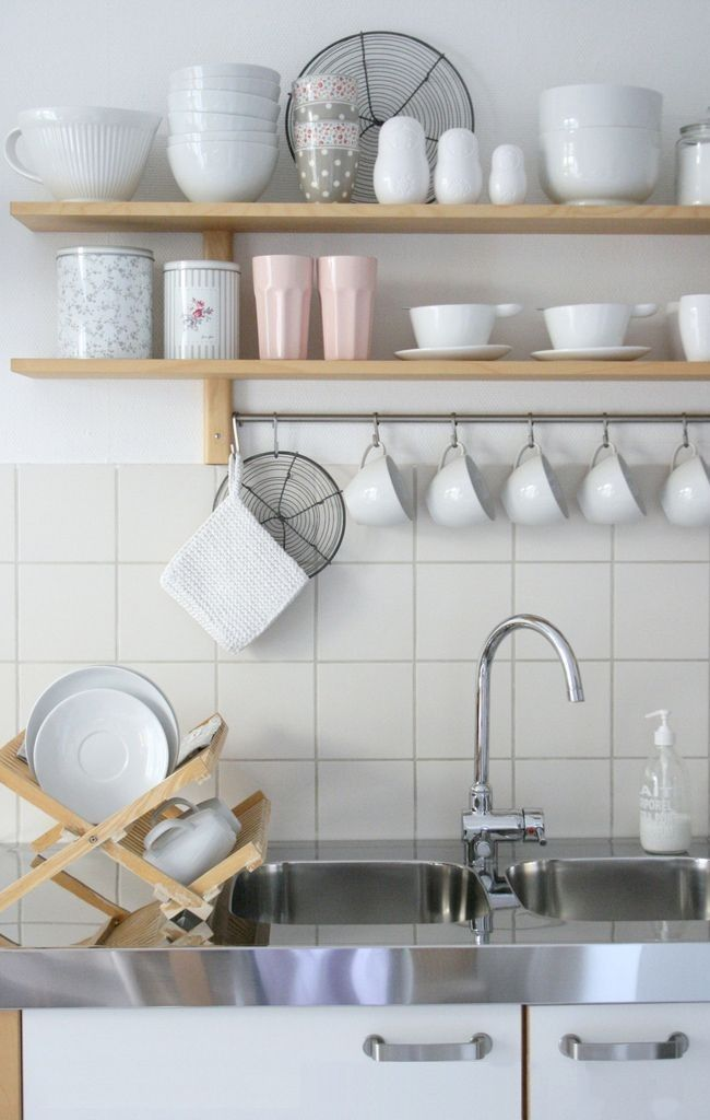 HappyModern.RU | Мойка для кухни из нержавеющей стали (55 фото): удобно, стильно, долговечно | http://happymodern.ru