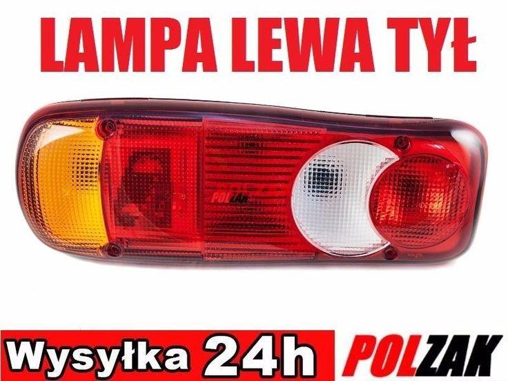 Nowa LEWA lampa tylna strona kierowcy tył pod zabudowę do skrzynia kontenerKompletna 5 segmentowa klosz 5 funkcji światło tylne po stronie kierowcyNISSAN NV400 od 2010 2011 2012 2013 2014 2015 2016 2017wszystkie wersje nadwozja PLATFORMA DO ZABUDOWYSKRZYNIOWY KONTENER IZOTERMA CHŁODNIA WYWROTKA LAWETA NAJAZDnr OE NISSAN 95507063 5001846843 5001846848 5001857964 5001858593 5001846849 5010392012 5010392014 5010392015 5010392126 8200136949 8200136957 7420862038 Producent - MARS TECH AUTO…