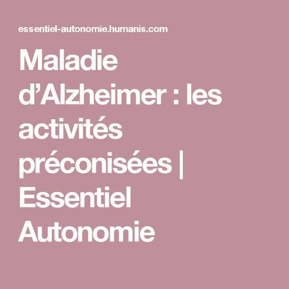 Souvent Les 25 meilleures idées de la catégorie Activités d'alzheimer sur  CI99