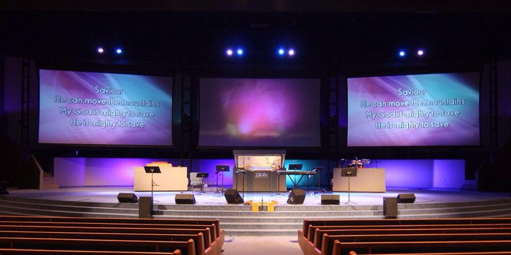 266 Best Images About Church Stage Ideas On Pinterest