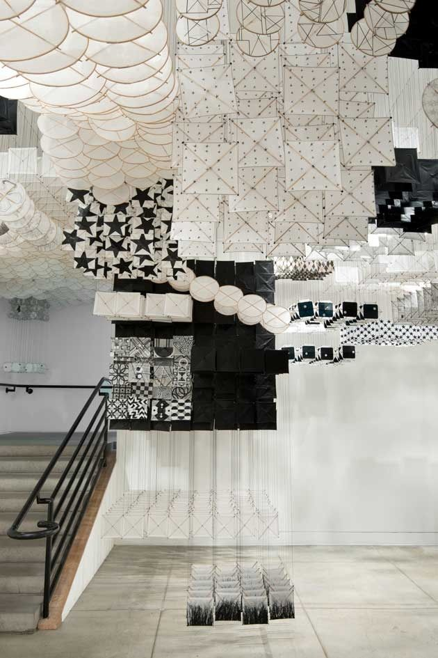 D Art Exhibition Ipoh : Jacob hashimoto current exhibitions moca pacific