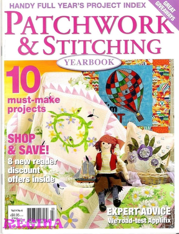 Patchwork&Stitching