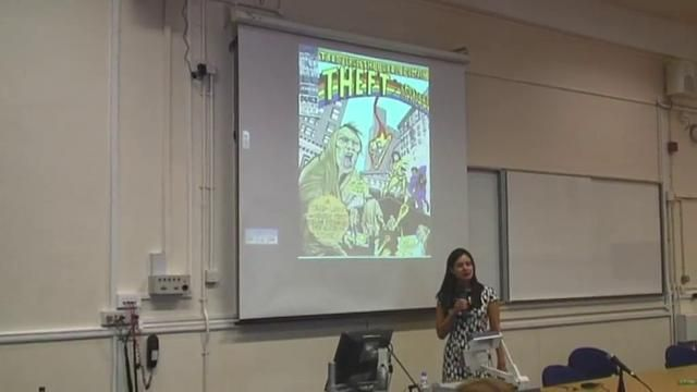 [ORGCon 2010] Theft! A History of Music by Open Rights Group. Description:  Jennifer Jenkins talks about legal, cultural and aesthetic history of music... Very cool indeed!
