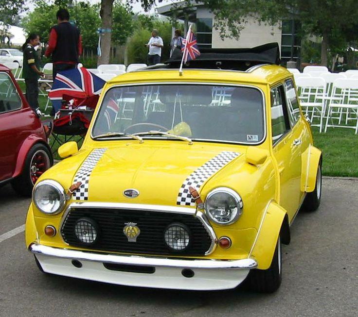 17 Best Ideas About Mini Cooper Classic On Pinterest