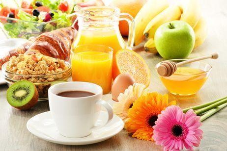 Desayunos:continental,mediterraneo,efecto bronce,de verano