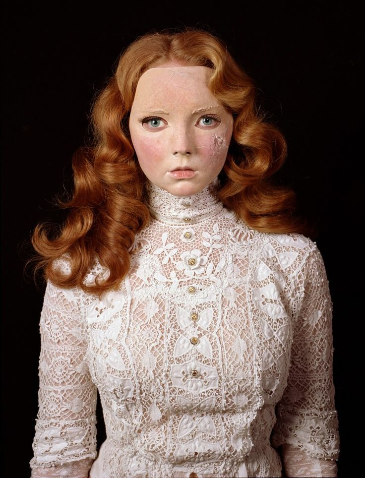 Lily Cole by Gillian Wearing, 2009... and I own this :-)