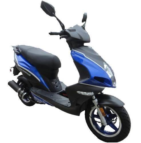 Ecofun Motorsports-Bintelli Scorch 50- 49cc Scooters