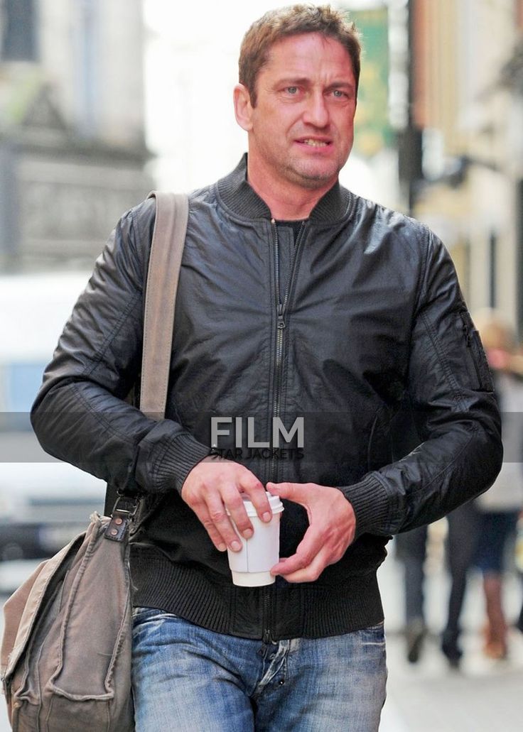 London Has Fallen Gerard Butler Jacket