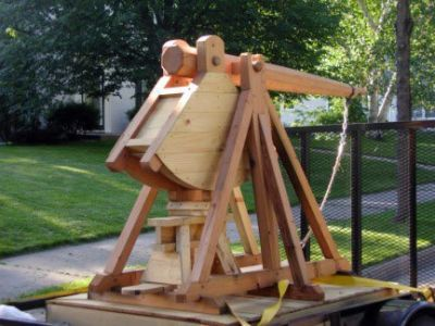 1000 Images About Trebuchet On Pinterest A Start Models And Voyage