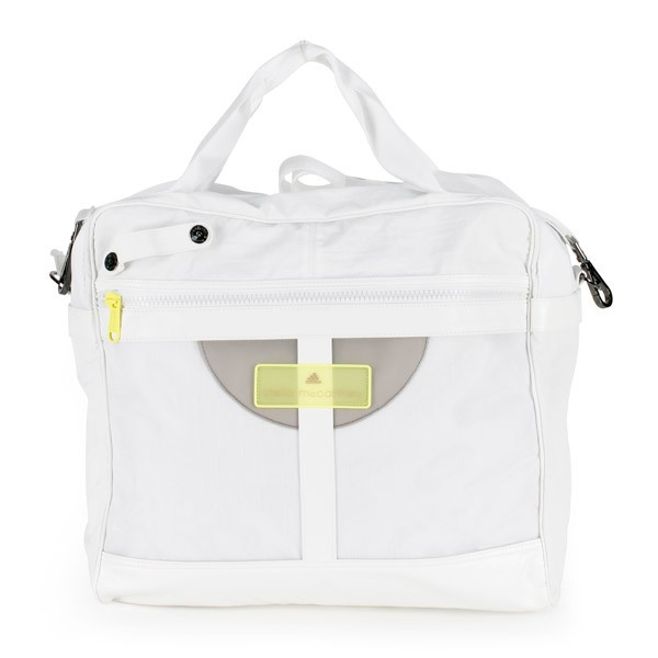 Women S Stella Mccartney Tennis Bag White Yellow 200 00 Gear Pinterest And