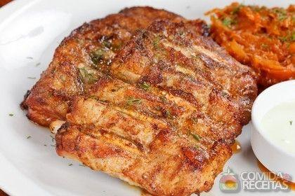 Receita de Costelinha de porco (para churrasco) em receitas de carnes, veja essa e outras receitas aqui!