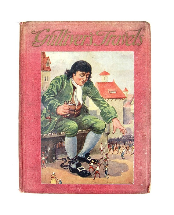 the extreme detriments of colonization in gullivers travels a book by jonathan swift Floating island (novel) topic floating island is a 1930 children's novel as the island of laputa in jonathan swift 's 1726 book gulliver's ocean colonization.