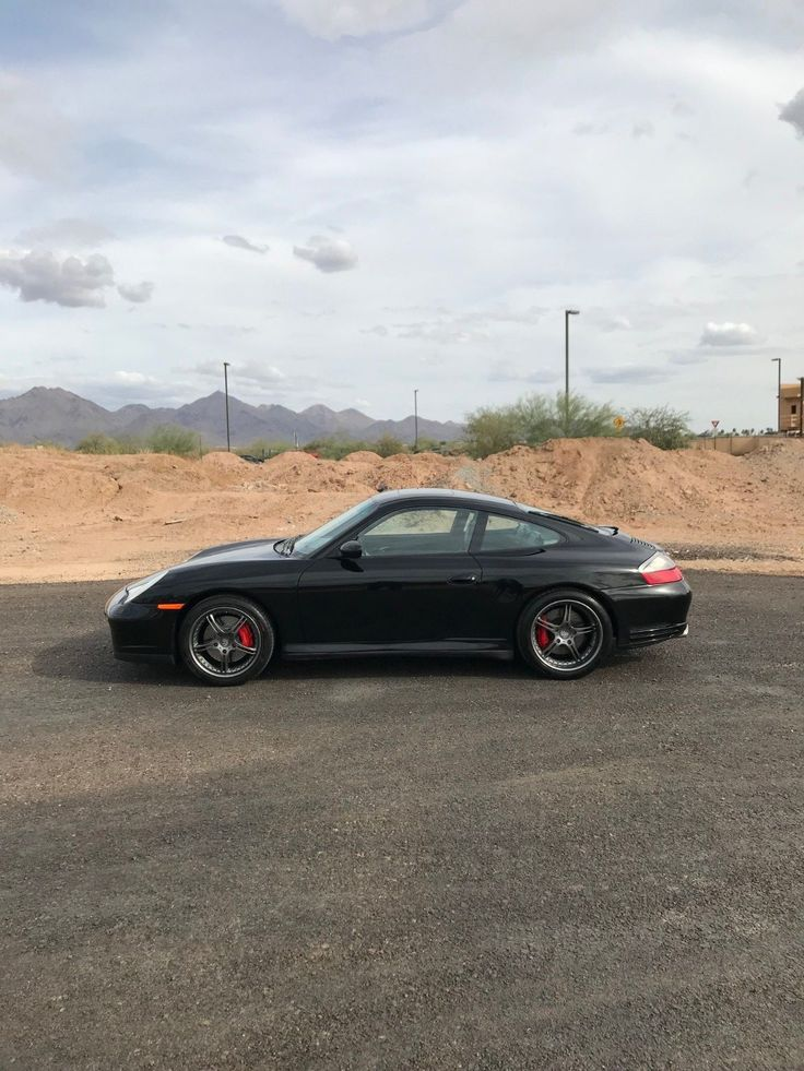 Bid for the chance to own a 2003 Porsche 911 Carrera 4S Coupe 6-Speed at auction with Bring a Trailer, the home of the best vintage and classic cars online. Lot #8,349.