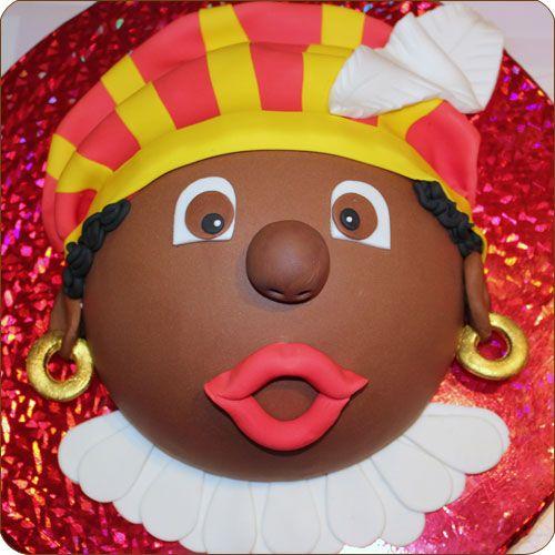 Boltaart Sinterklaas Piet