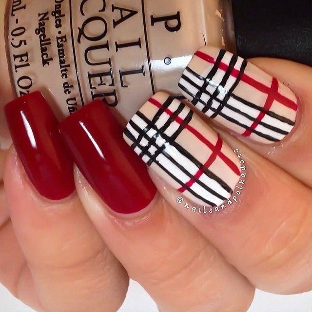 nailsandpolkadots #nail #nails #nailart