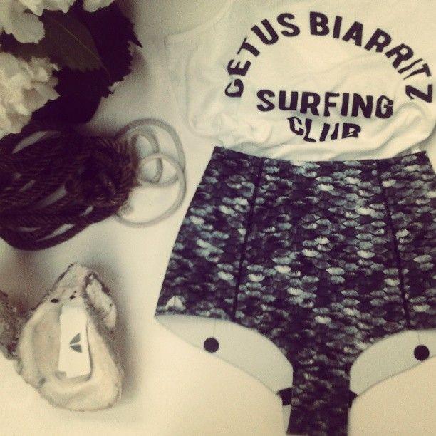Brunch bazar clôture...#cetusbiarritz #surfingclub #mermaid #scale #fish  #wetcheeky #ellesappellearielle