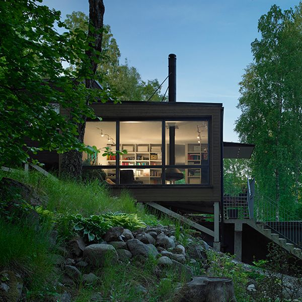 Slope House Photo by Robin Hayes