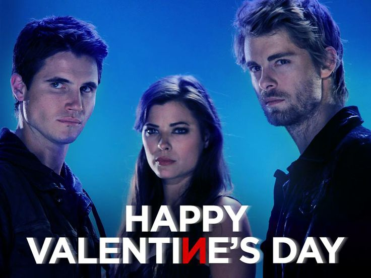 SHARE the love today... and tomorrow. Happy Valentine's Day from #TheTomorrowPeople! 2/14/14