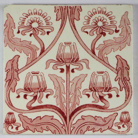 Antique English Corn Bros Art Nouveau by SimonCurtisAntiques
