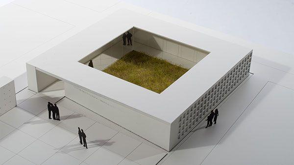 Pantheon - Mausoleum to Victims of Communism on Behance