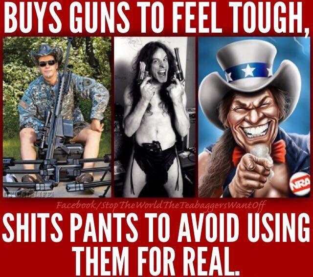 Unpatriotic Ted Nugent.. pedophile and Fanatic. More Republican morals at work!
