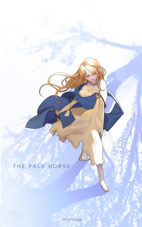 The pale horse - OGQ