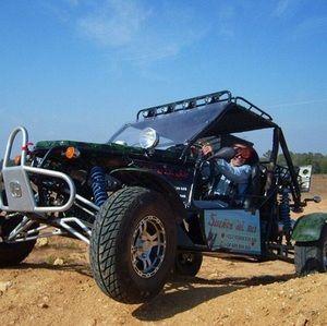 Excursión en buggy con niños - Excursiones en familia - Planes y Actividades con Niños - Charhadas.com #viajes #excursionesconniños