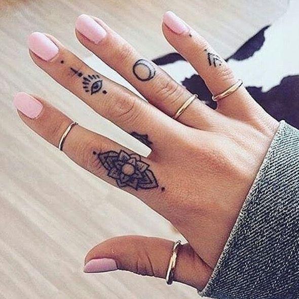Tiny Tattoo Ideas From Instagram