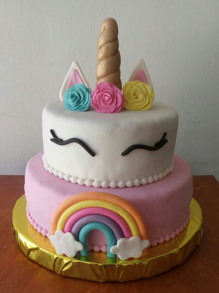 Torta unicornio
