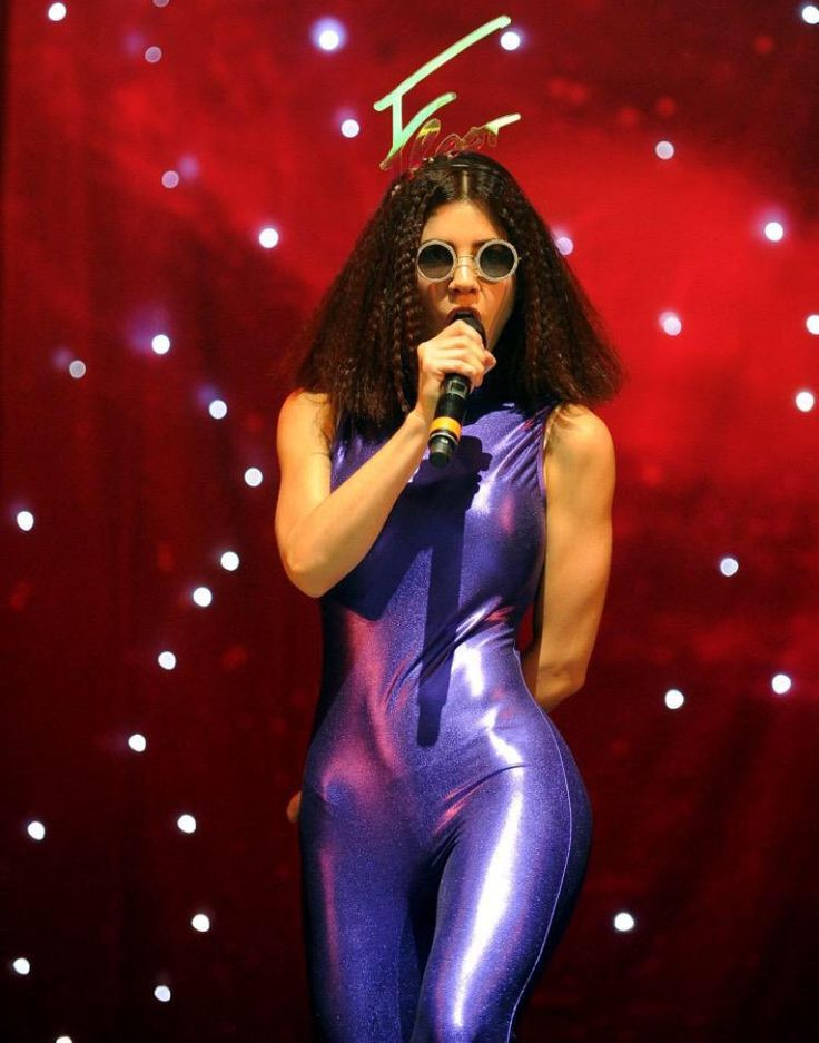 Marina and the Diamonds, T in the Park. Froot era | Marina ...