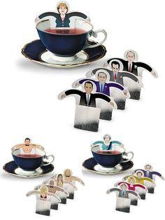resting tea