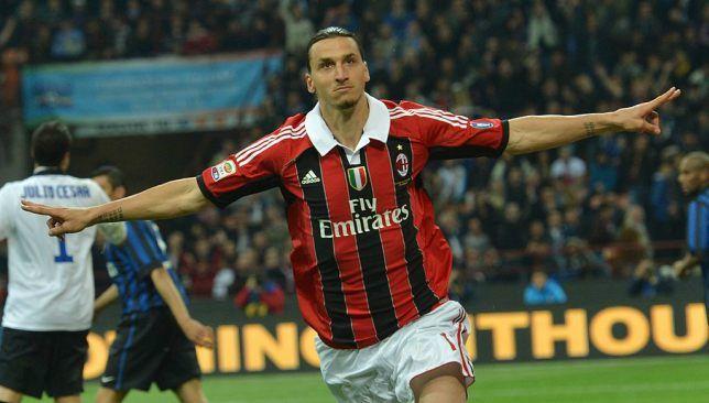 إحصائية مرعبة لأرقام إبراهيموفيتش بعد تجاوز الثلاثين عاما سبورت 360 عاد السويدي المخضرم زلاتان إبراهيموفيتش لصف Ac Milan Zlatan Ibrahimovic Milan Football