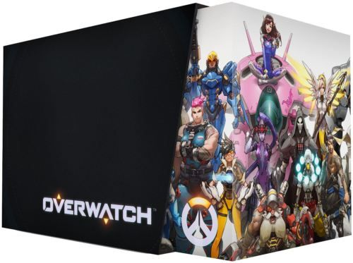 Overwatch-Origins-Collectors-Edition-Xbox-One-New-Game-UK-Sealed-BNIB