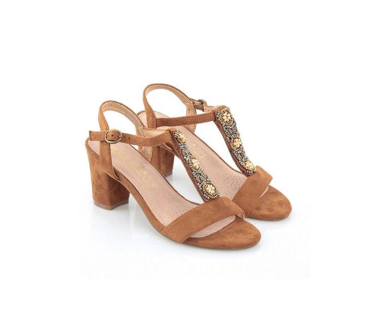 Sandále s korálkami | modino.sk #modino_sk #modino_style #style #fashion #leto #party
