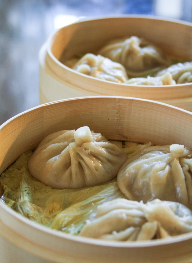 recipe for Xiao Long Bao- aka soup dumplings. Had these in NYC and they might be my favorite food ever. Will definitely need to try this!