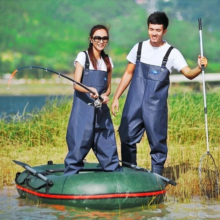 44.85$  Buy here - http://aliafk.worldwells.pw/go.php?t=32732215719 - New Arrival Rafting Wear Unisex Chest Waders Protective Durable Waterproof Fishing Hunting Wader Fishing Overalls 44.85$