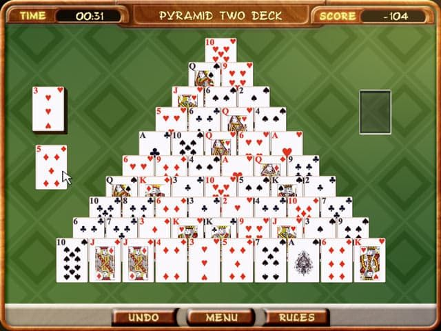 Pyramid Solitaire Free Download For PC       Download and play this free pyramid solitaire game.Lucky Solitaire PC GamesFree Download For PC/Laptop Full Versionand start playing now and rember it's Adventure Games For PC/Laptop,it's the best Free PC games for boys, girls and kids!All listed games are absolutely free games for download!It's windows games,addicting games and Detective games   #All Games Free Download For PC Full #Brain Games Free Download For PC