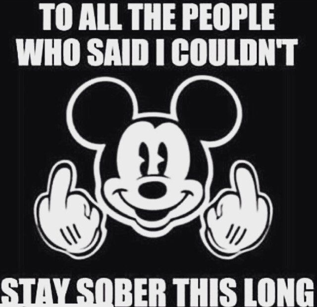 60+ days, no slips, no dips and no trips! #sobriety #whowouldathunk #newbeginnings