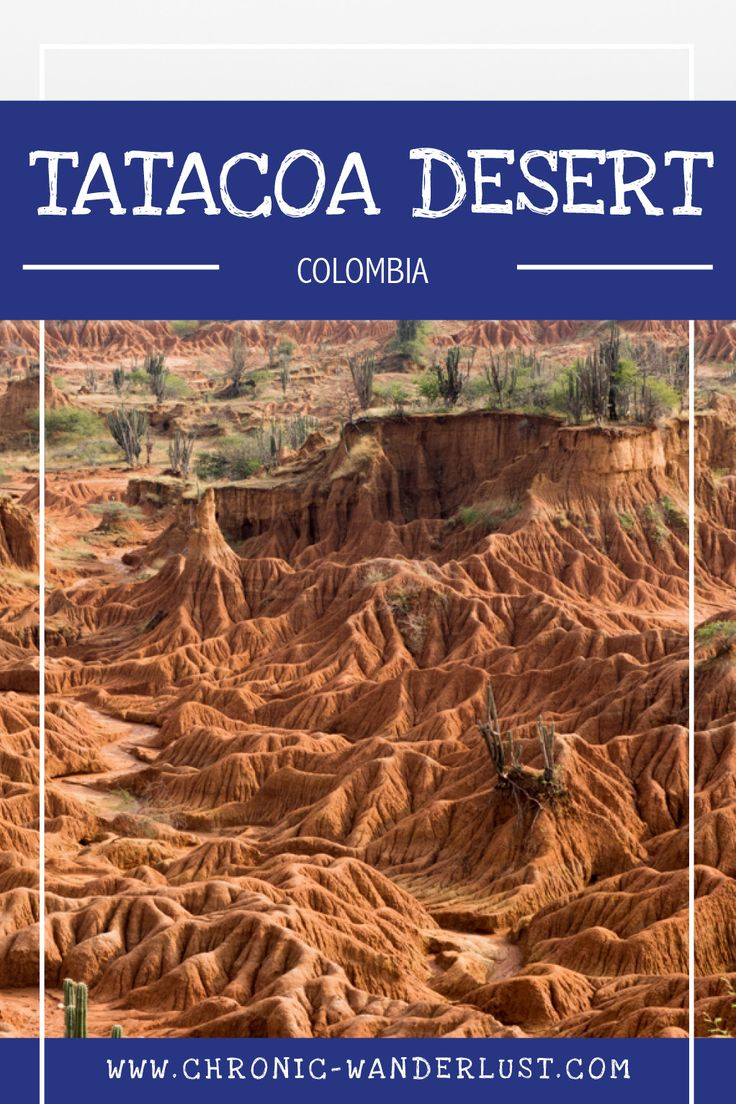 Tatacoa Desert | Colombia | Travel tips | Explore