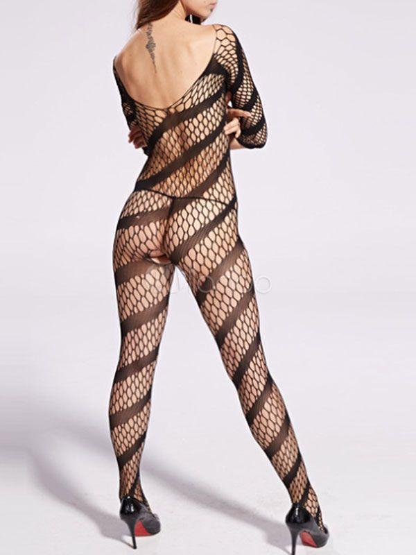 Bluebella Nude Deep Lace Stockings