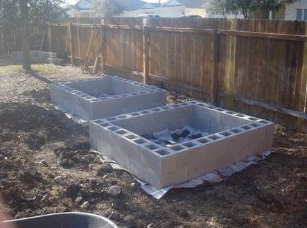 Landscaping With Cinder Blocks likewise Ornamental Edibles in addition Turn Door Porch Swing Cute in addition 369647081888332012 moreover How To Build A Raised Garden Bed. on cinder blocks for raised vegetable bed