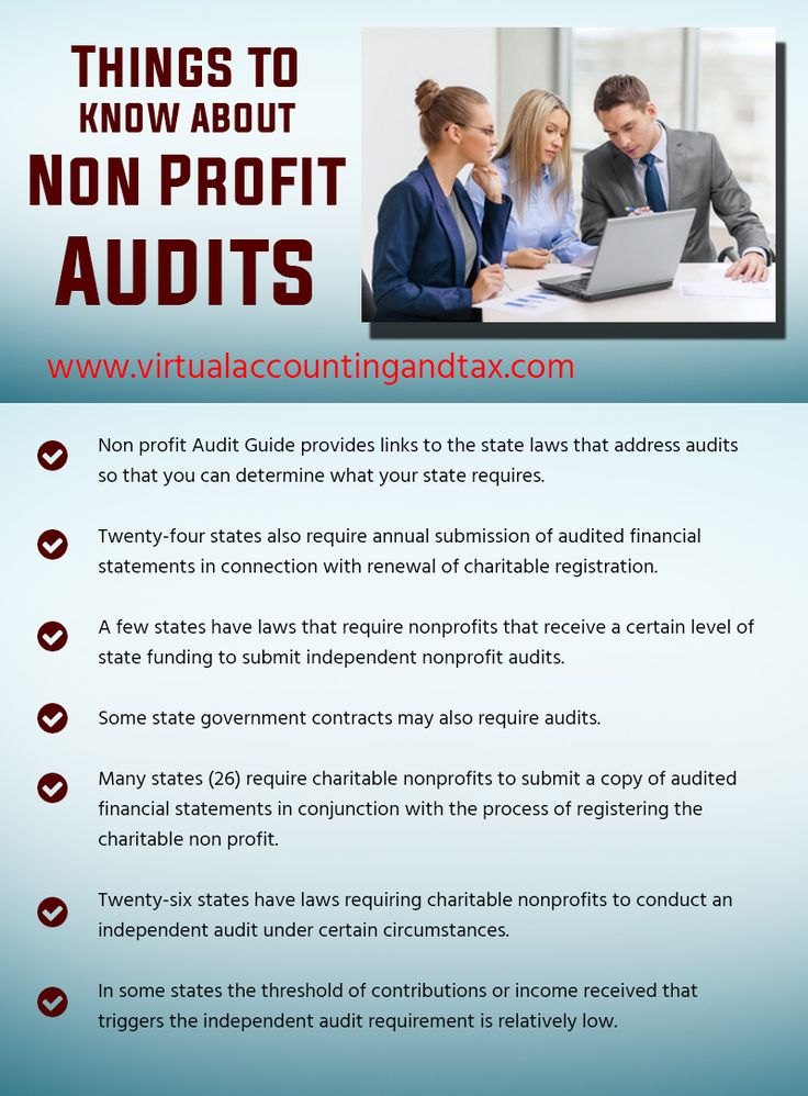 Additional services such as non profit audit, IRS audit representation, business consultant etc are provided to client at an reasonable cost. Call no
