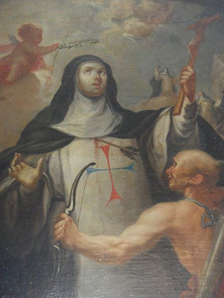 May 29 - Saint Laura of Constantinople - Nobility and Analogous Traditional Elites